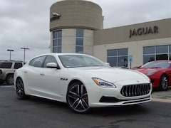 2019 Maserati Quattroporte GTS GranLusso Sedan