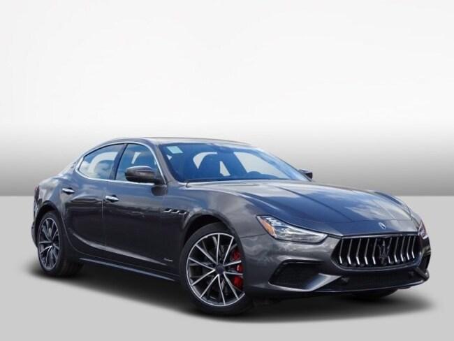 2019 Maserati Ghibli S GranSport Sedan