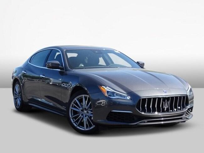 2019 Maserati Quattroporte S GranLusso Sedan