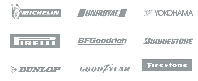 Qualifying Brands include (MICHELIN, BFGOODRICH, UNIROYAL, BRIDGESTONE, FIRESTONE, GOODYEAR, and DUNLOP, YOKOHOMA, PIRELLI