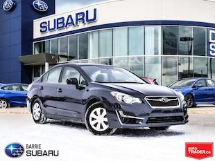 2015 Subaru Impreza 4Dr 2.0i 5sp Sedan