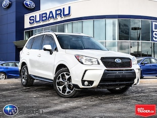 2014 Subaru Forester 2.0XT Limited at SUV