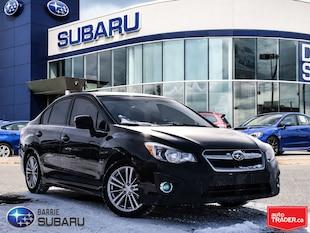2013 Subaru Impreza 4Dr Sport Pkg 5sp Sedan