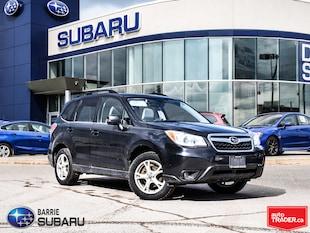 2016 Subaru Forester 2.5i Limited Pkg w/ Eyesight at SUV