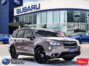 2014 Subaru Forester 2.5i Touring at SUV
