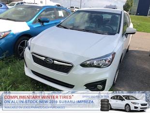 2019 Subaru Impreza 5Dr Touring CVT 5-Door