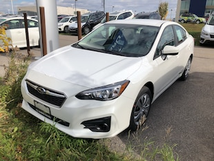 2019 Subaru Impreza 4Dr Convenience 5sp Sedan