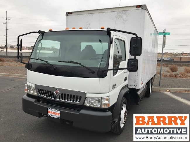 2007 International CF500 Box Truck