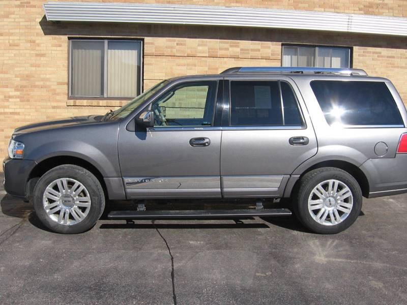 2012 Lincoln Navigator Base 4x4 4dr SUV SUV