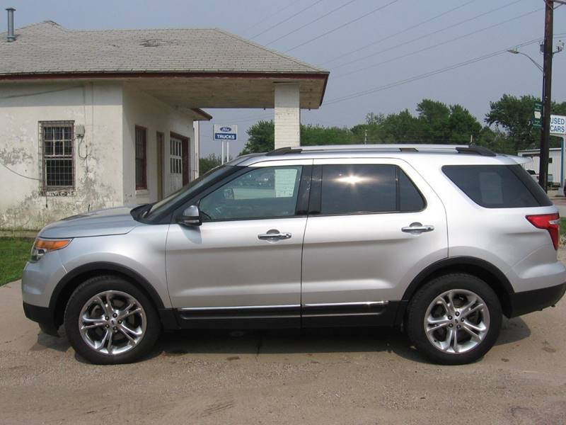 2015 Ford Explorer Limited AWD 4dr SUV SUV