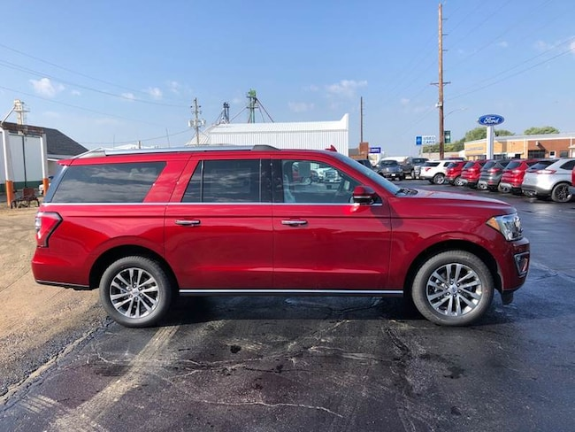 2018 Ford Expedition MAX Limited 4x4 4dr SUV SUV