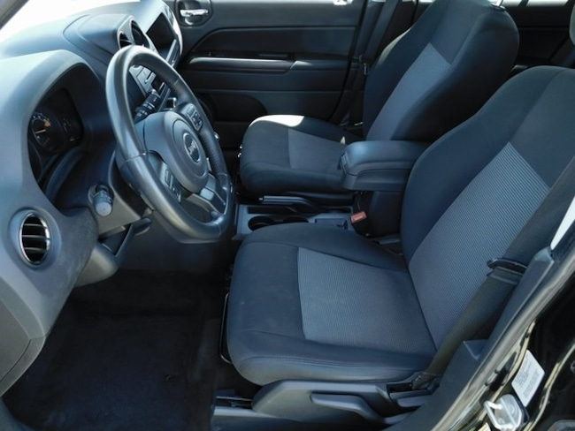Used 2015 Jeep Patriot For Sale at Barry Sanders Hyundai | VIN