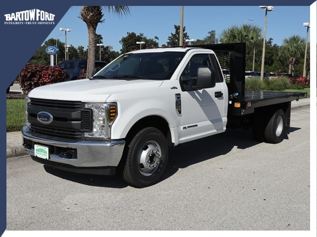2018 Ford F-350 Chassis Truck Regular Cab