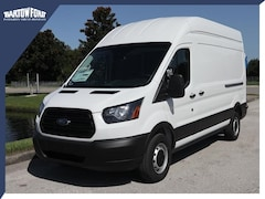 2019 Ford Transit-250 Base w/Dual Sliding Side Cargo Doors Van High Roof Cargo Van