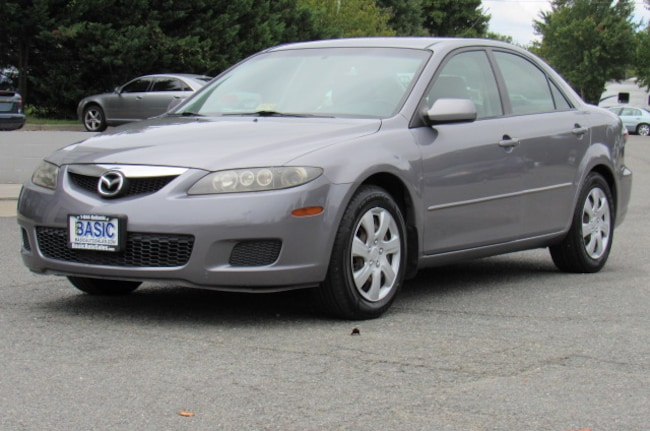 Used 2006 Mazda Mazda6 i Sedan for sale in Ashland & Richmond, VA