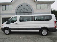 Used 2018 Ford Transit-350 XL w/60/40 Pass-Side Cargo Doors Wagon Low Roof Passenger Wagon 1116457 for sale in Richmond & Ashland, VA at Basic Auto Sales