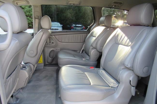 Used 2008 Toyota Sienna XLE Van For Sale In Ashland Richmond VA