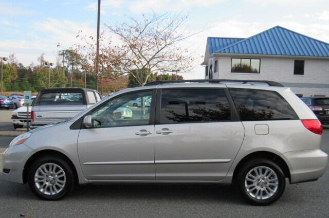 ... Used 2008 Toyota Sienna XLE Van For Sale In Ashland U0026 Richmond, VA ...