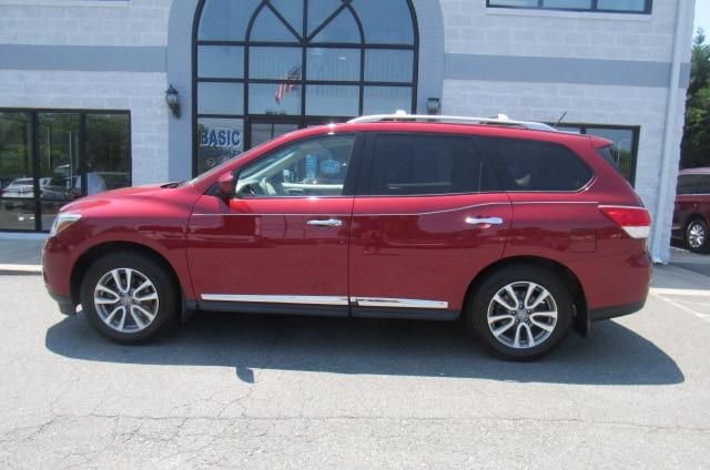 Used 2013 Nissan Pathfinder SV SUV For Sale In Ashland U0026 Richmond, VA
