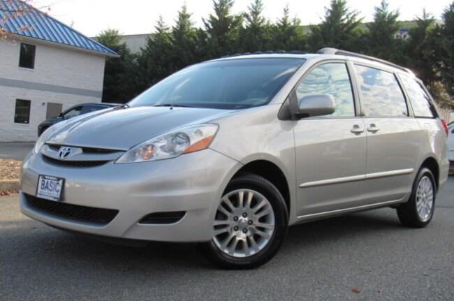 Used 2008 Toyota Sienna XLE Van for sale in Ashland & Richmond, VA