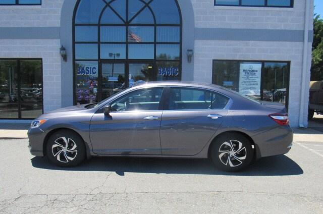 Used 2017 Honda Accord LX Sedan For Sale In Ashland U0026 Richmond, VA