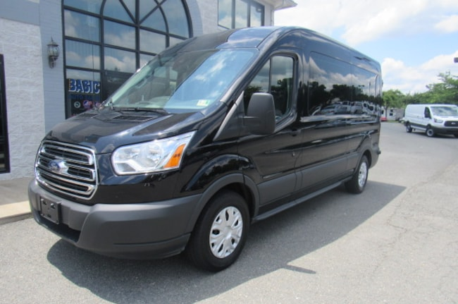 1600a55864 ... Used 2017 Ford Transit wagon Van for sale in Ashland   Richmond