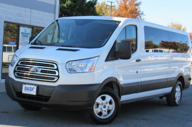 9288152259 Used 2017 Ford Transit-350 XLT Van Passenger Van for sale in Ashland    Richmond