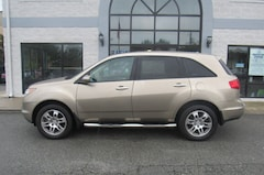 Used 2007 Acura MDX 3.7L Technology Package SUV 1114017 for sale in Richmond & Ashland, VA at Basic Auto Sales