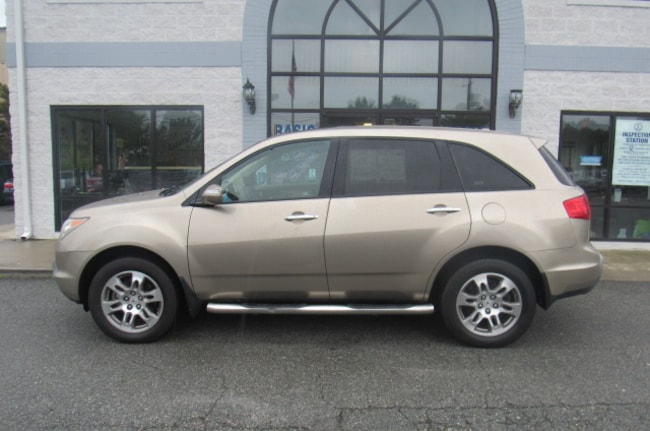 Used Acura MDX L Technology Package For Sale In AshlandVA - Used cars acura