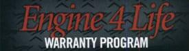 Engine 4 Life Warranty Program