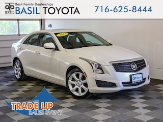 2014 CADILLAC ATS 2.0L Turbo Sedan