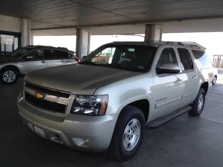 Used 2013 Chevrolet Suburban 1500 LT SUV For Sale Midland, TX