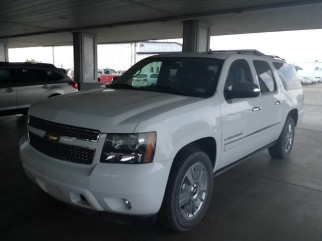 Used 2009 Chevrolet Suburban 1500 LTZ SUV For Sale Midland, TX