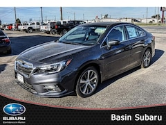 New 2018 Subaru Legacy 2.5i Limited with EyeSight, High Beam Assist, Navi Sedan 4S3BNAN69J3013648 for Sale in Midland/Odessa area