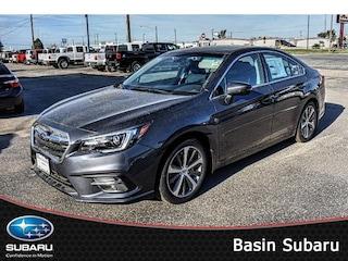 New 2018 Subaru Legacy 2.5i Limited with EyeSight, High Beam Assist, Navi Sedan J3013648 for sale in Midland, TX