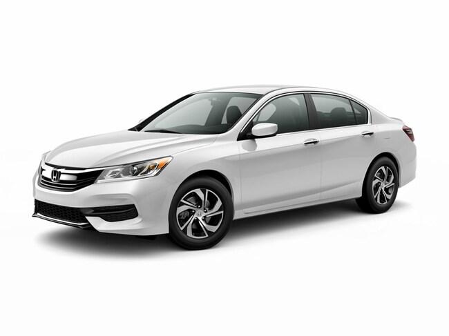 2016 Honda Accord LX Sedan