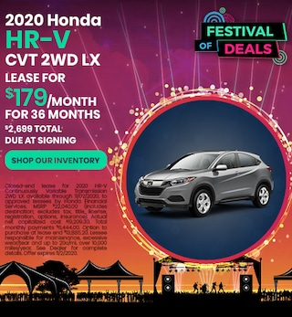 2020 Honda HR-V - Sept