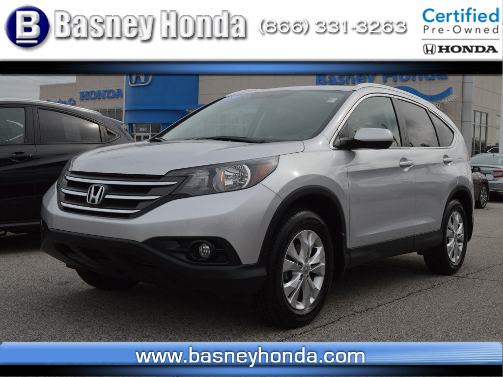2014 Honda Crv For Sale >> Used 2014 Honda Cr V For Sale At Basney Honda Vin 2hkrm4h75eh675809
