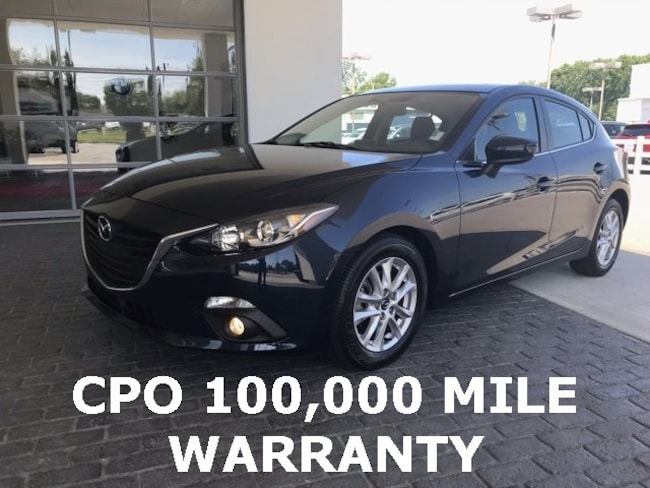2016 Mazda Mazda3 i Grand Touring Hatchback