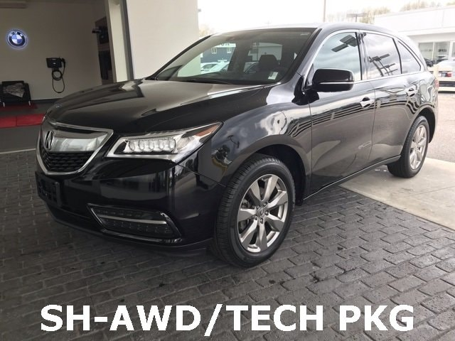2014 Acura Mdx For Sale >> Used 2014 Acura Mdx For Sale At Basney Mazda Vin 5fryd4h45eb023142