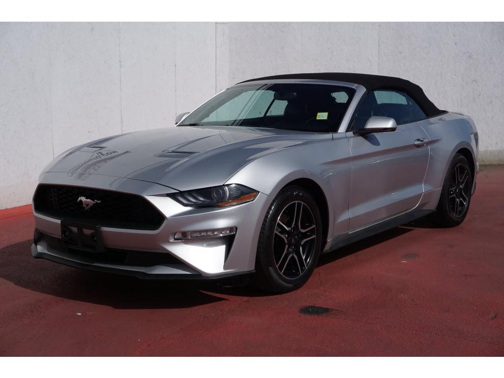 2018 Ford Mustang Ecoboost Premium Converti EcoBoost Premium  Convertible
