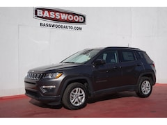 Used 2018 Jeep Compass Sport Sport  SUV Fort Payne, Alabama