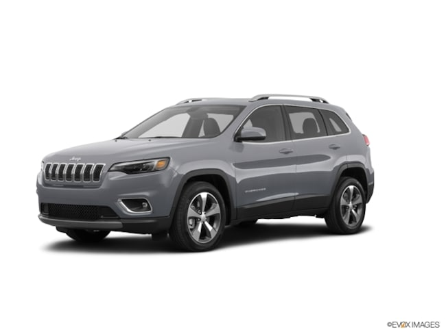 New 2019 Jeep Cherokee LATITUDE PLUS FWD Sport Utility Fort Payne, Alabama