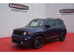New 2019 Jeep Renegade ALTITUDE FWD Sport Utility Fort Payne, Alabama