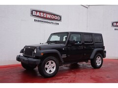 Used 2017 Jeep Wrangler Unlimited Sport S 4x4 Sport S  SUV Fort Payne, Alabama