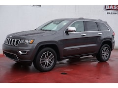 Used 2018 Jeep Grand Cherokee Limited 4X4 4x4 Limited  SUV Fort Payne, Alabama