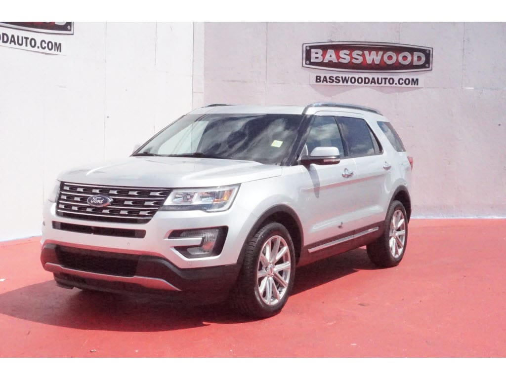 2016 Ford Explorer 4WD 4DR Limited AWD Limited  SUV