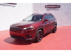New 2019 Jeep Cherokee ALTITUDE FWD Sport Utility Fort Payne, Alabama