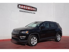 new 2019 Jeep Compass LATITUDE FWD Sport Utility in fort payne