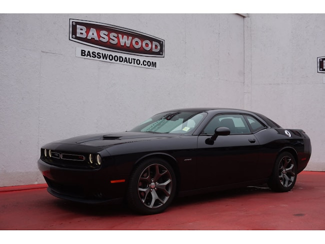 Used 2015 Dodge Challenger R/T R/T  Coupe Fort Payne, Alabama